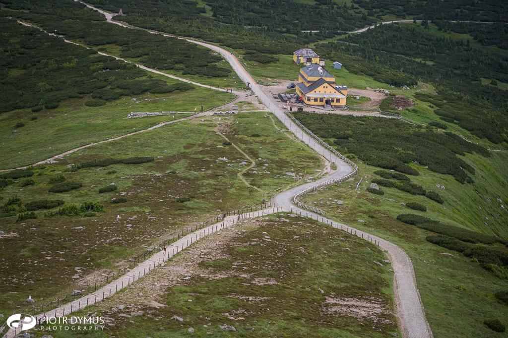 Widok na Dom Śląski. Fot. Piotr Dymus