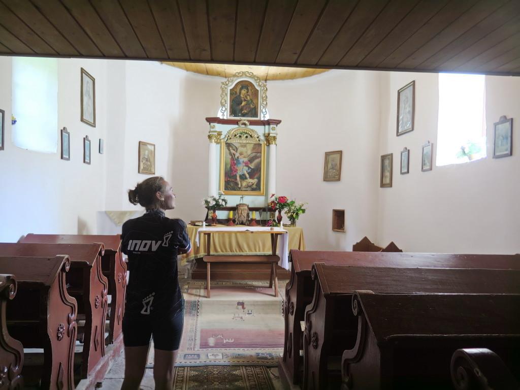 Cerkiew im. Św. Michała Archanioła, wnętrze, Beskid Niski