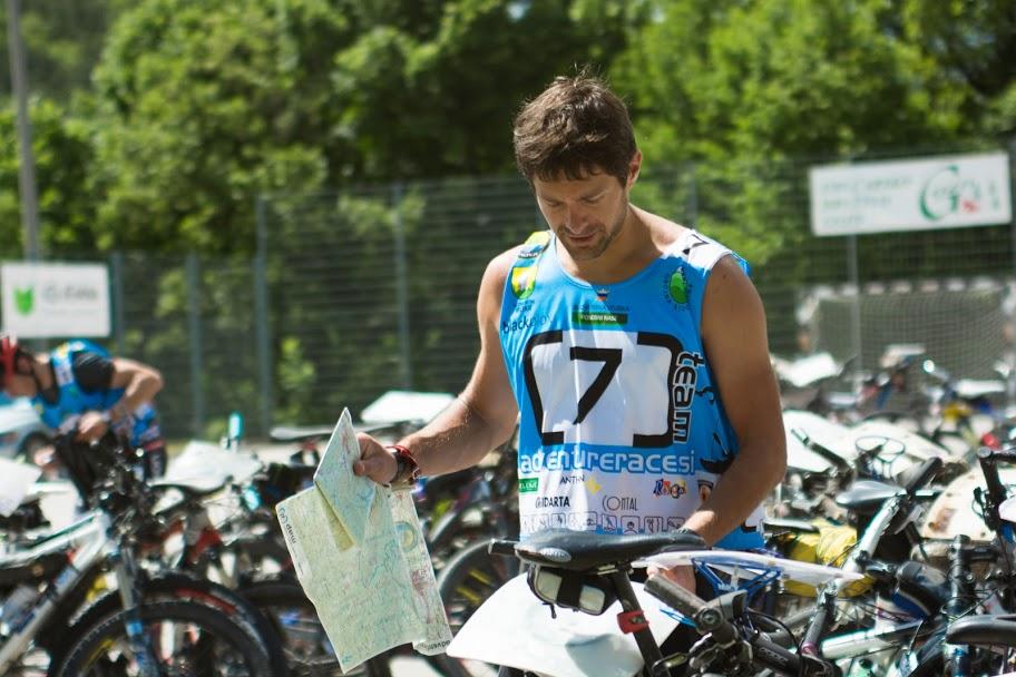 Advnture Race Slovenia 2016 Maciek Dubaj