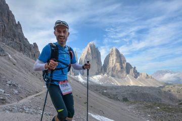 2Bartek Mikołajczak na Lavaredo Ultra Trail Fot Ultralovers
