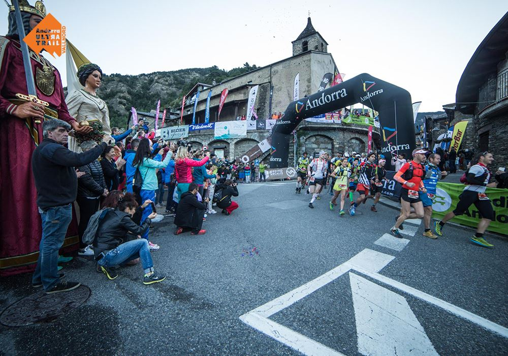 Andorra Ultra Trail. Fot. Ariño Visuals / Carlos Llerandi - fotografia, Marc Santaeularia i David Ariño