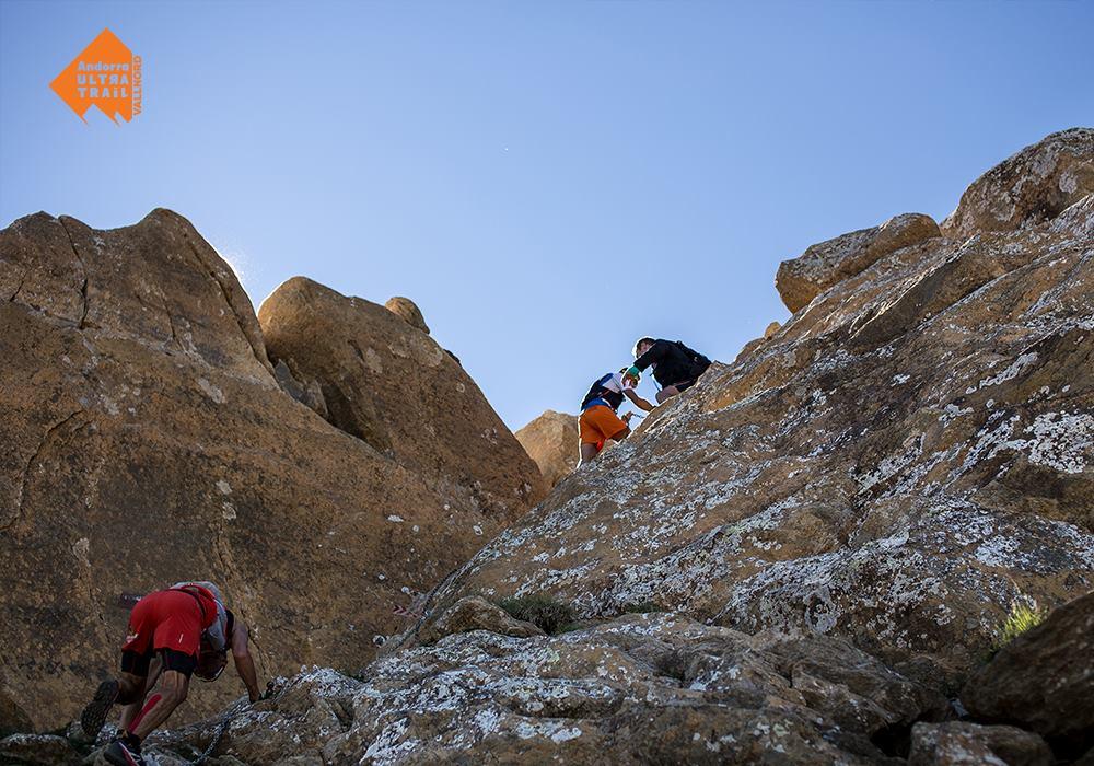 Andorra Ultra Trail. Fot. Ariño Visuals / Carlos Llerandi, Marc Santaeuralia
