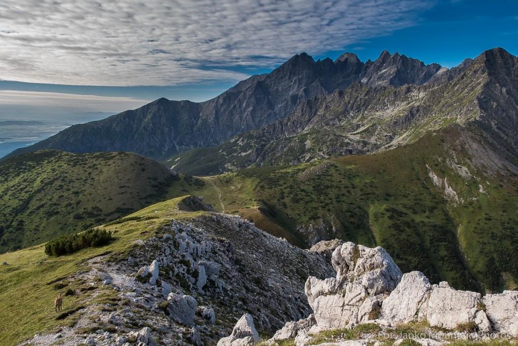 Nieziemskie widoki z trasy. Fot. Janko Mountain Photos