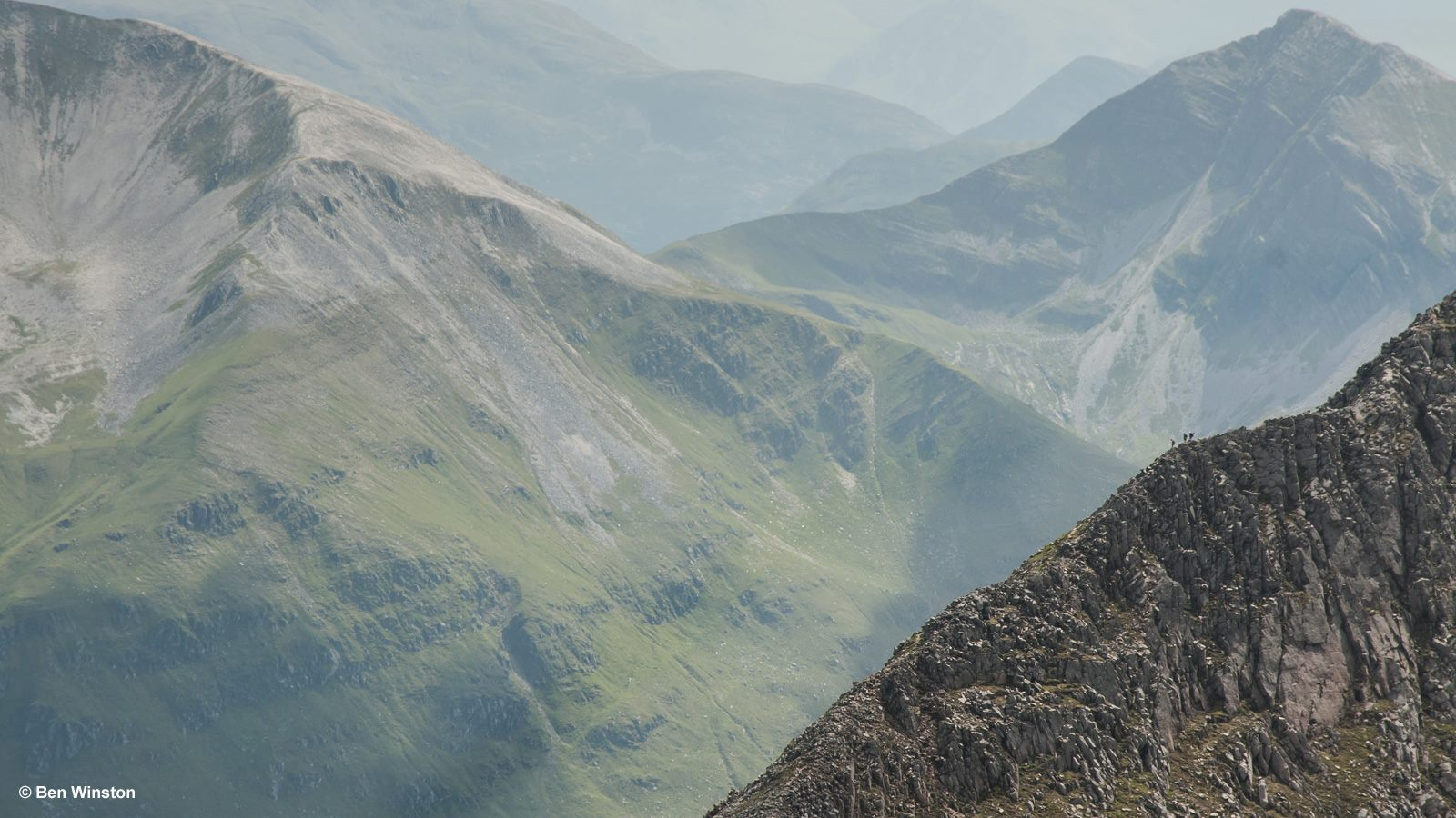 Glen Coe Skyline Race 2015. Fot. Ben Winston Photo