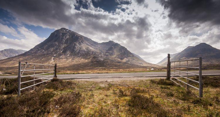 Rannoch Moor. Glen Coe. Fot. Istockphoto.com