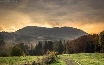 Łemkowyna Ultra Trail. Fot. Michał Wójtowicz