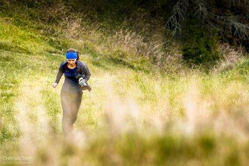 Karolina Krawczyk na Mountain Touch Challenge. Fot. Krzysztof Zaniewski