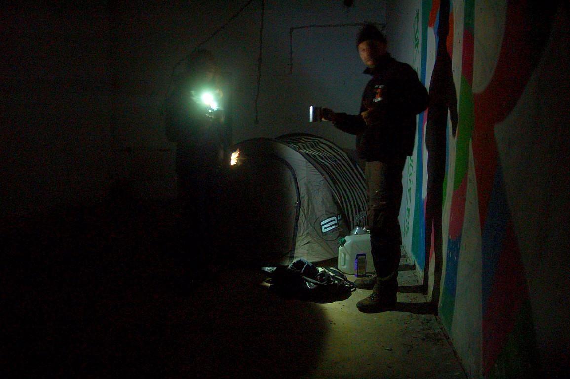 Etap nocny. Fot. Materiały organizatora