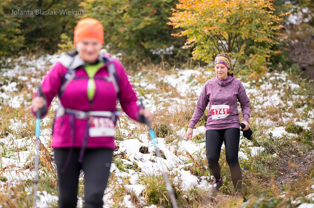 Ultra Maraton Bieszczadzki. Fot. Jola Błasiak-Wielgus