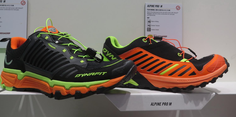 Feline Ultra (po lewej) i Alpine Pro (po prawej) - elastyczne i lekkie buty z nowej kolekcji Dynafit - fot.: K. Dołęgowski