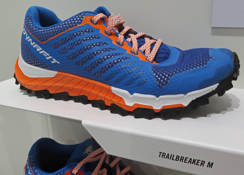 Dynafit Trailbreaker - cholewka trochę kojarzy się z adidasem. Bardzo fajne kolory i niska waga sprawiają, że ten but może znaleźć wielu chętnych.