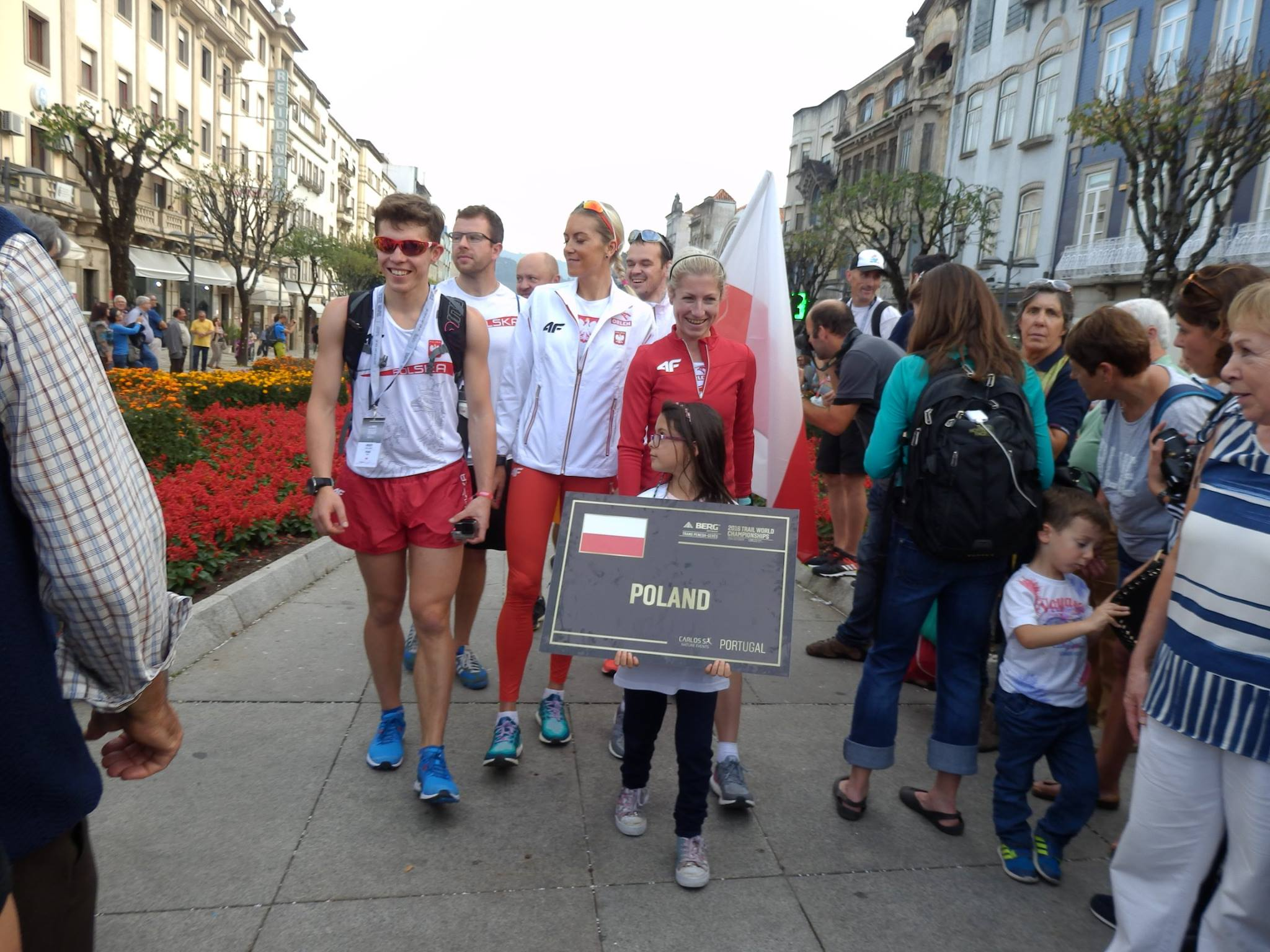 Polacy na Mistrzostwach Świata w Trailu w Portugalii. Fot. Joao Carvalo Joca
