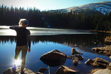 Indian Peaks w Kolorado. Fot. Krzysztof Dołęgowski
