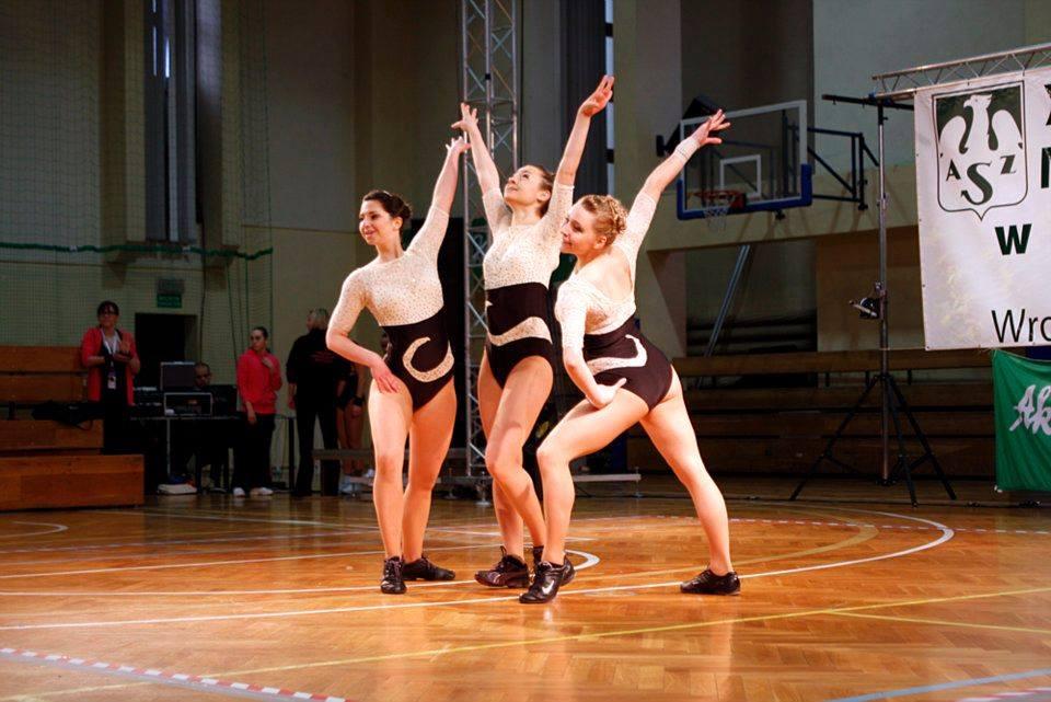Akademickie Mistrzostwa Polski w aerobiku sportowym 2012. Fot. Arch. Gosi Ćwil