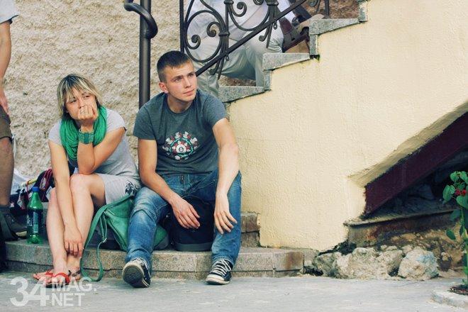 Viola i Ilya w Grodnie. Fot. 34 multimedia magazine