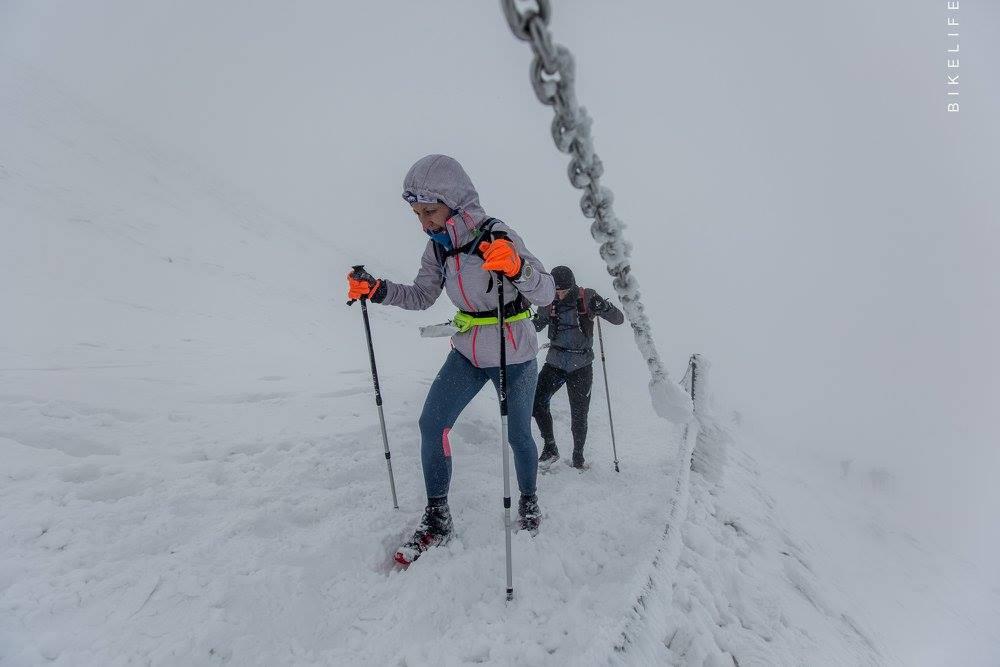 Podejście na Śnieżkę. Fot. Bikelife