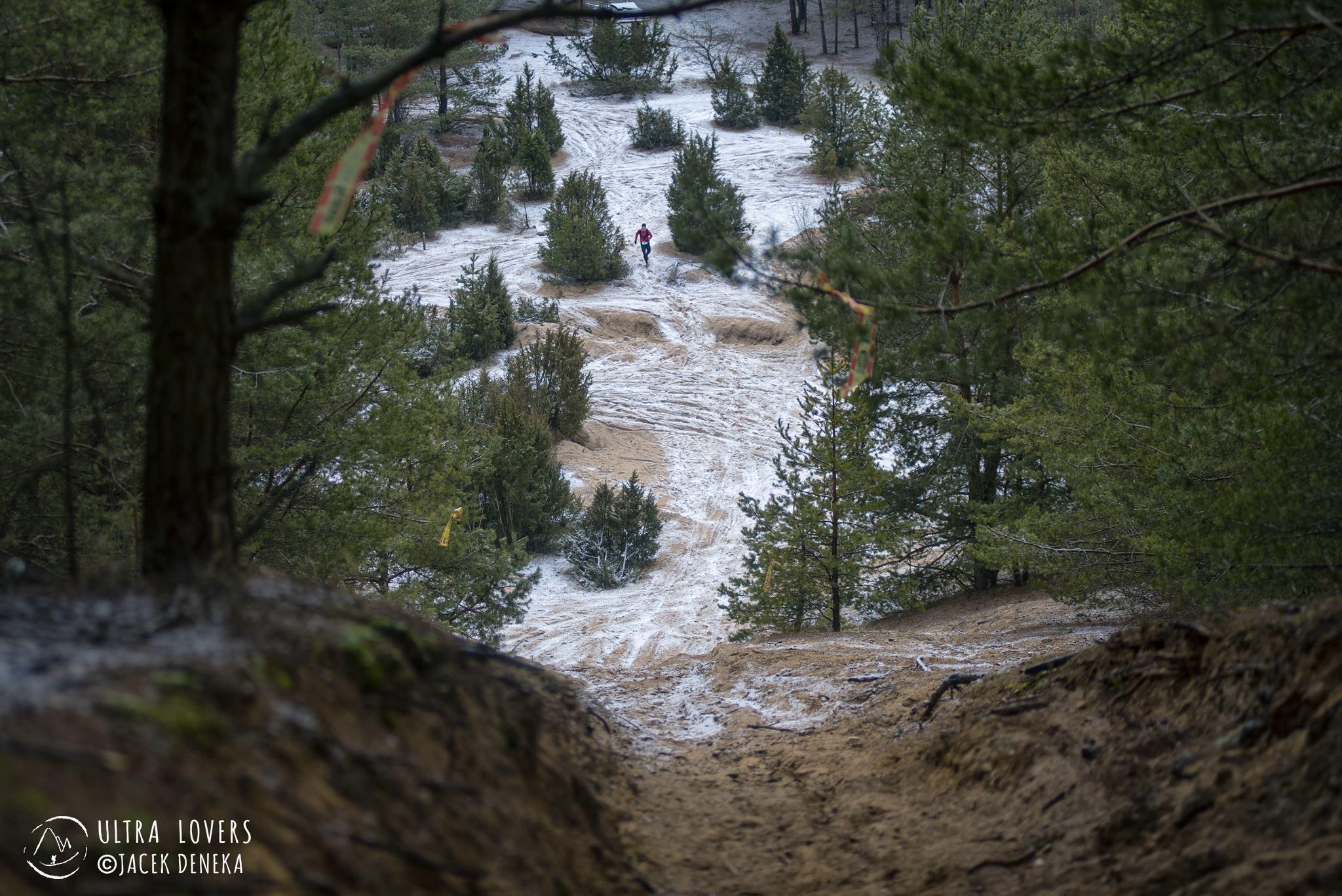 Ultra Śledź Snowpark Ogrodniczki