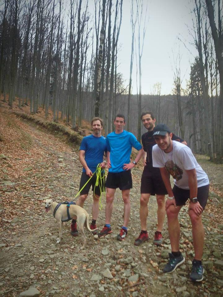 Chłopaki na treningu z Lemiaszkiem