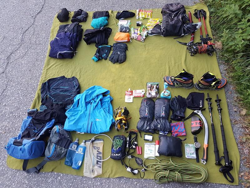 Ekwipinek na Mont-Blanc Krzysztof Borgieł_resize