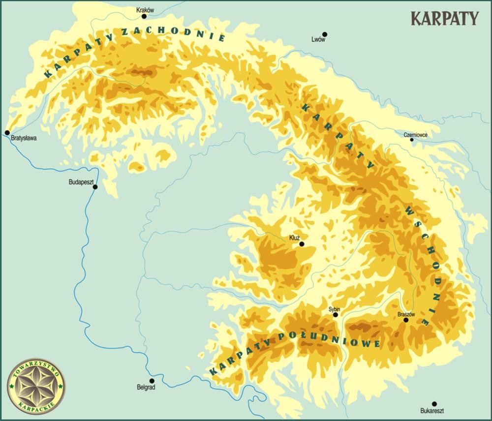 mapa_karpat